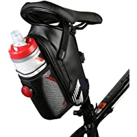 Allnice Waterproof Bike Bicycle Saddle Bag Seat Bag...
