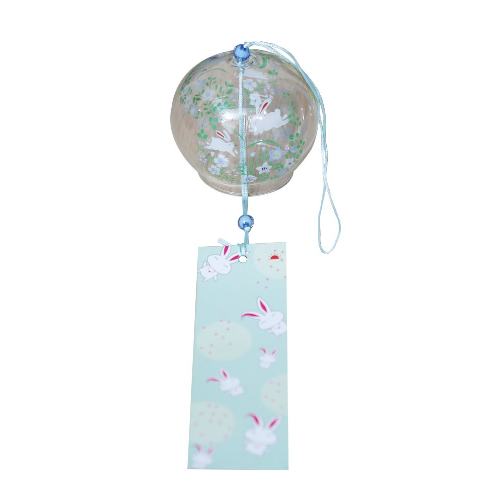 Japanese Edo Furin Glass Wind Chimes Birthday Gift Valentines Day Gift Christmas New Year Home Decors Acever International (Asia) Co. Ltd.