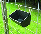 Little Giant Plastic Fence Feeder with Clips