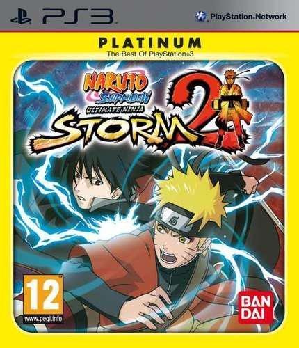Naruto Shippuden : ultimate Ninja storm 2 - platinum ...