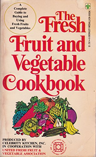fruits and vegetables cookbook - 4