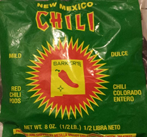 li Pods From Hatch, New Mexico (8 oz.) (New Mexico Chile Peppers)