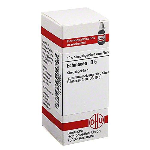 Echinacea HAB D 6 Globuli, 10 g