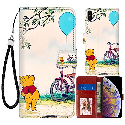 (DISNEY COLLECTION Wallet Case for iPhone Xs Max 6.5