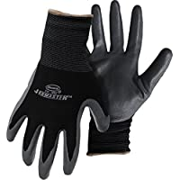 Work Gloves Gardening Gloves Boss Manufacturing 8444s 656729 Guardian Angel Dotted Nitrile Palm Knit Wrist As