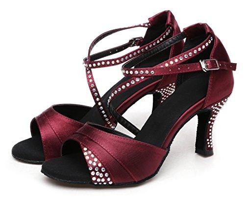 MGM Contempóraneo 5cm Jazz Heel Mujer Y Joymod 7 Purple rBwfnTqrpx
