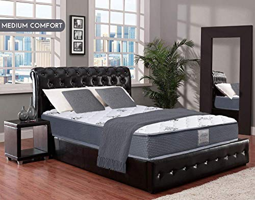Dreamzee Ortho-Back Memory Foam Mattress - Medium Comfort (72x48x5 inch)