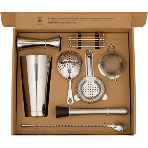 Professional Craft Bar Set: Full Kit of 14 Pro Bar Tools ...