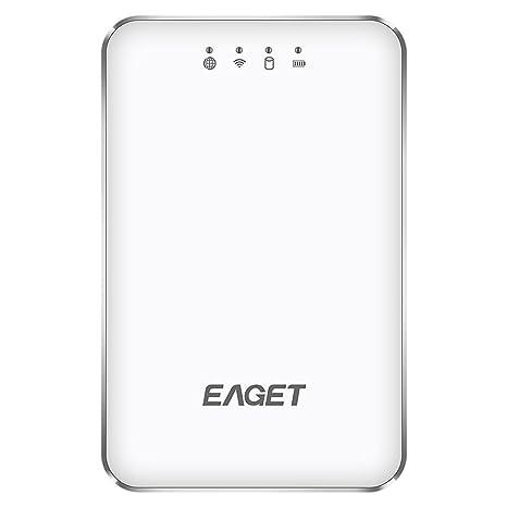 EAGET A86 1TB Almacenamiento de Datos / Discos Duros Externos de USB3.0 + 3G