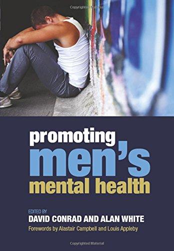 Promoting Men's Mental Health pdf