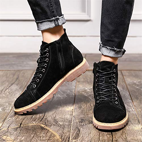 Martin Hombre Al Botas Herramientas Para Comodidad Zapatos T Aire Otoño Un Y De Caminatas Antideslizantes Invierno Libre Altos Terciopelo Británicas Nuevo rTII0Wq5w