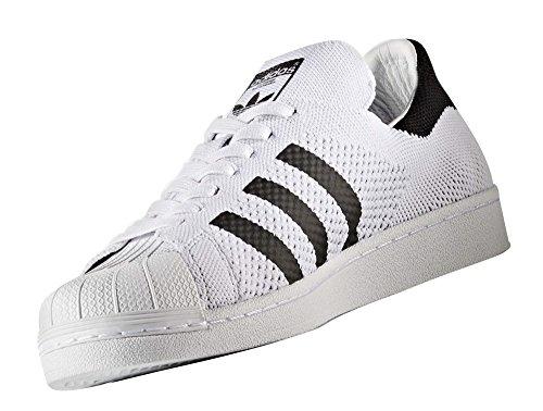 adidas Herren Superstar PK Fitnessschuhe weiß (Ftwbla/Cobmet/Ftwbla)