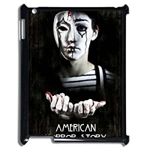 American Horror Story Custom Cover Case with Hard Shell Protection for Ipad2,3,4 Case lxa#3323493