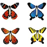 INSECT LORE ILP3860 WIND UP BUTTERFLY