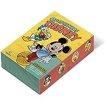 Box Quadrinhos Disney - Edição 1: 5 volumes