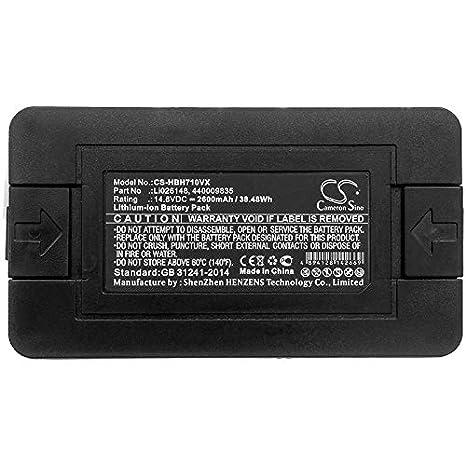 Amazon.com: KML - Batería para Hoover BH71000 Quest 1000 ...