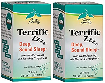 EuroPharma / Terry Naturally Terrific ZZZZ - 30 Softgels -2 Pack