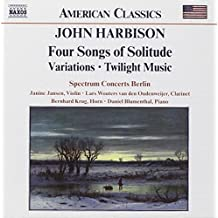 4 Songs of Solitude / Variations / Twilight Music