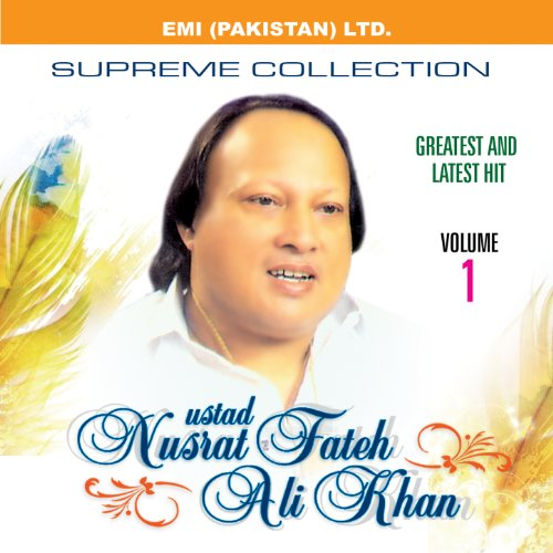 50 Greatest Hits Nusrat Fateh Ali Khan by Nusrat Fateh Ali