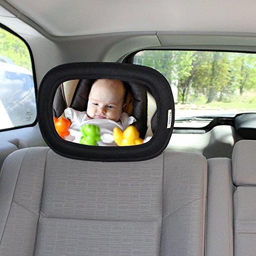 VANDEK Baby Back Seat Mirror for Car - Rear View Baby Mirror