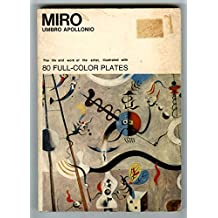 Miro: The Life and Work of the Artist