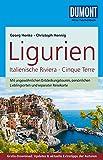 DuMont Reise-Taschenbuch Reiseführer Ligurien, Italienische Riviera,Cinque Terre: mit Online-Updates als Gratis-Download