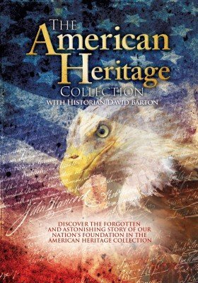 Bridgestone Multimedia Group DVAHC Wallbuilders Presents - David Bartons American Heritage Collection - 7 DVD Boxed Set