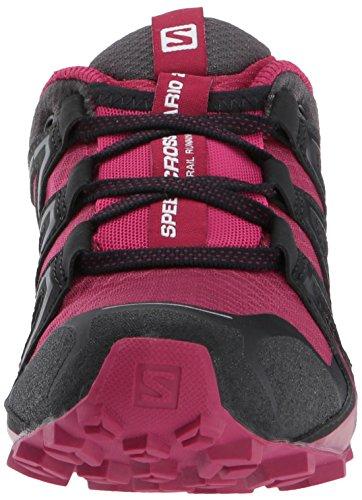 Salomon Kvinders Speedcross Vario 2 W Backpacking Støvler Sangria / Magnet / Roer Rød 3IWyfow
