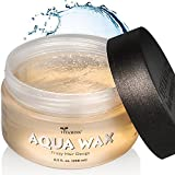 Best Water Based Lotions - Aqua Hair Wax Styling Gel – Anti Frizz Review
