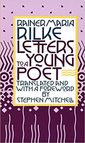 amazon letters to a young poet rainer maria rilke stephen