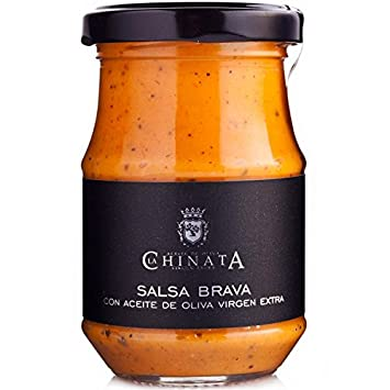 Salsa Brava Spicy Sauce by La Chinata