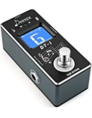 Donner Dt-1 Chromatic Guitar Tuner Pedal True Bypass