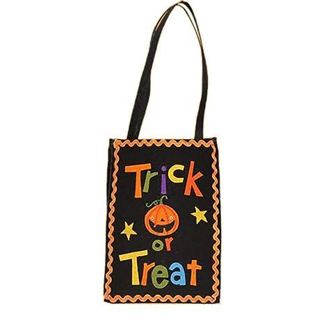 LALLing 2 Piezas de Bolsas de Dulces de Halloween Bolsas de ...