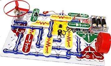 elenco snap circuits xp, electronics kits amazon canadaElenco Electronics Snap Circuits Xp Build Your Own Microcomputer #11