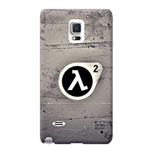 Samsung Galaxy Note 4 OHV3682ppgx Support Personal Customs Attractive Half Life Series Shock Absorption Hard Phone Cases -LauraAdamicska