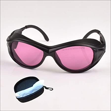 Universal 4 Pack of Red Enhancement  Safety Glasses