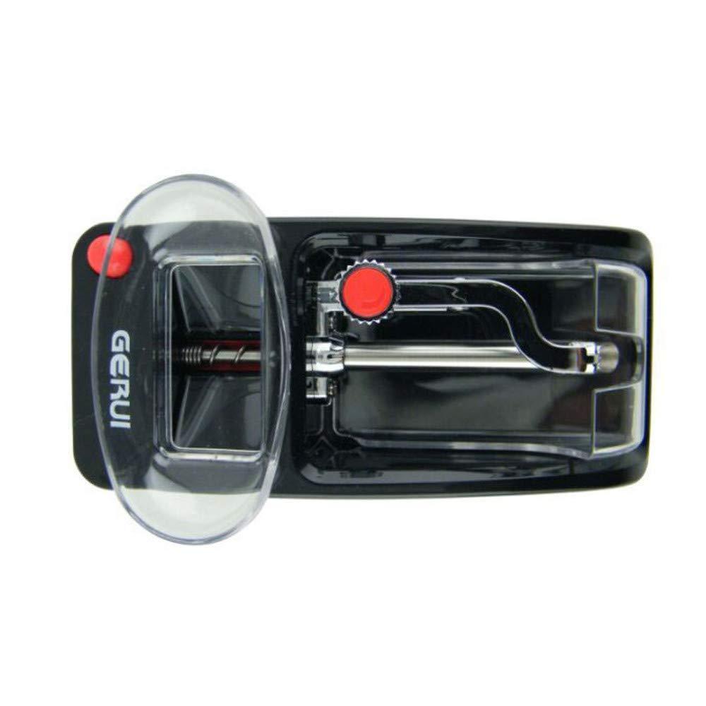 Yu2d  Electric Automatic Cigarette Rolling Machine Tobacco Maker Roller(Red)