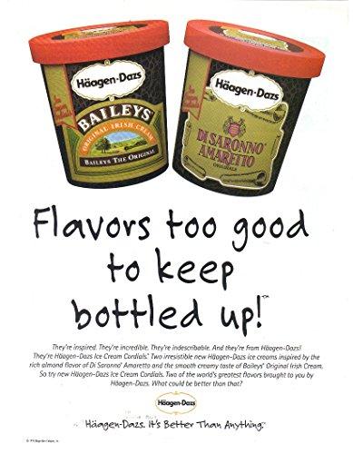 vintage-print-ad-1994-haagen-dazs-baileys-irish-cream-di-saronno-amaretto-flavors-too-good-to-keep-b