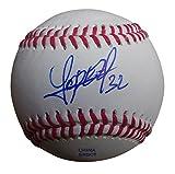 Arizona Diamondbacks Yoan Lopez Autographed Hand Signed Baseball with Proof Photo of Signing and COA- AZ Dbacks Collectibles
