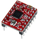 Geeetech Stepstick A4988 Stepper Driver Module Compatible with Arduino Mega2560 RepRap Ramps with Translator and Overcurrent Protection