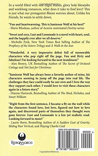 Lust and Lemonade: Volume 1: Amazon co uk: Jamieson Wolf
