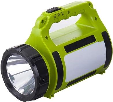 QAR Proyector portátil Linterna LED de Alta Potencia Proyector ...
