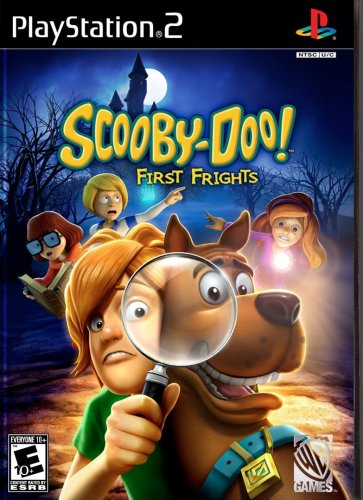 Scooby Doo! First Frights - PlayStation 2 (Ps3 Prototype)