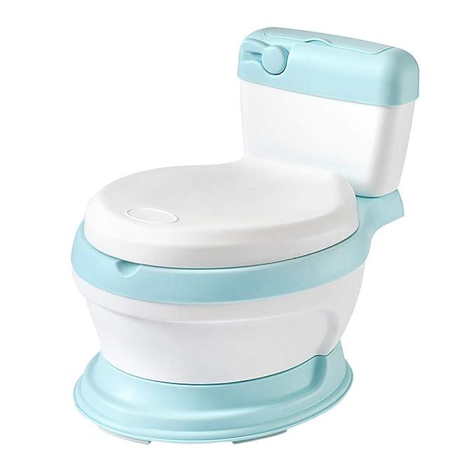 Amazon.com: Silla de baño para niños y niñas, de Islandse ...
