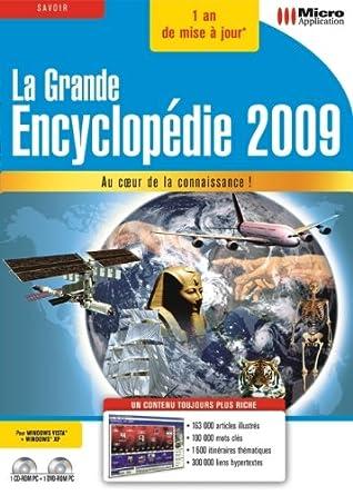 encyclopedie 2009