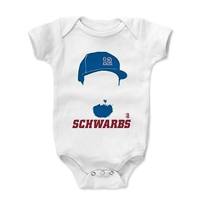 dd21c1f4630 500 LEVEL Kyle Schwarber Chicago Baseball Baby Clothes   Onesie (3-6