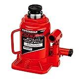 Powerbuilt 647504 Heavy Duty 20-Ton Shorty Bottle Jack