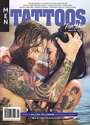 Amazon.com: Tattoos For Men Magazine Issue 109 eBook: Tattoo Media ...