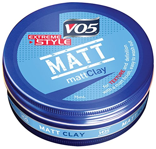 VO5 Extreme Style Matte Clay (75ml) by VO5