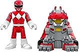 Fisher-Price Imaginext Power Rangers Battle Armor Red Ranger